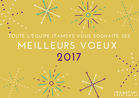 carte voeux 2017 itamsys